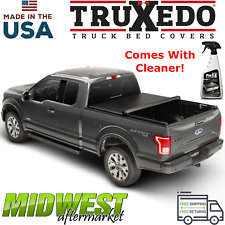 """Truxedo TruXport Soft Roll Up Tonneau Cover Fits 2009-2014 Ford F-150 5'7"""" Bed"""