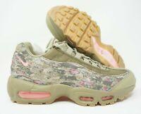 Nike Air Max 95 Floral Camo Womens Running Shoes AQ6385-200 Size 6