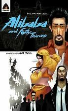 Ali Baba and The Fourty Thieves: Reloaded (Campfire Graphic Novels)-ExLibrary