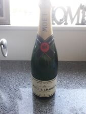 More details for moet and chandon - dummy display bottle 750 ml