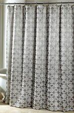 modern shower curtain grey avanti linens galaxy shower curtain 11933h circles modern set curtains for sale ebay