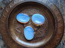 *OPALITE* Pocket Worry Thumb Palm Stone (1) Gemstone Metaphysical