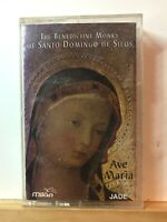 Pre-owned ~ Ave Maria by Santo Domingo De Silos (Cassette, 1995, Milan Records)
