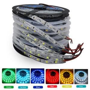 2835 S Shape LED Strip Light 60leds/m 5M Flexible Lamp DC12V Easy Bend light bar