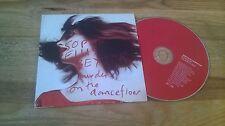 CD Pop Sophie Ellis-Bextor - Murder On The Dancefloor (2 Song) MCD / POLYDOR cb