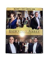 Downton Abbey (2019) Blu-ray + DVD + Digital  New FAST Shipping