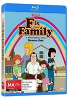 F Is For Family: Season 1 [New Blu-ray] Australia - Import