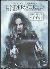 Underworld Ultimate Collection Includes All 5 Films DVD BRAND NEW