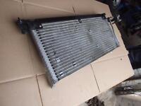 2000 VAUXHALL CORSA B 1.4 16V AIR CONDITIONING AIR CON CONDENSER RADIATOR