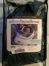 JJ Cole Urban Bundle Me For Infants ln Neptune Blue w/ Thermaplush Model JUTBM