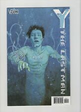 Y The Last Man #20 - Painted Cover - 2004 (Grade 9.2) WH