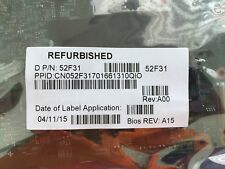 REF Dell Inspiron N5010 15R Motherboard HM57 ATI Graphics 52F31 052F31