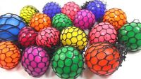 squishy balls slime pallina rete giocattolo antistress morbido