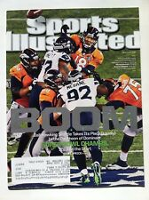 2014 SEATTLE SEAHAWKS SUPER BOWL CHAMPS BOOM BALL HAWKING Sports Illustrated