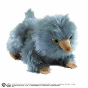 """FANTASTIC BEASTS CRIMES OF GRINDELWALD GREY BABY NIFFLER 8"""" PLUSH NOBLE COLLECT"""