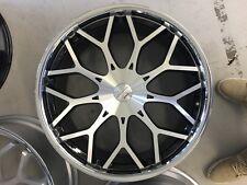 """24"""" GIOVANNA NOVE FF WHEEL & TIRE LEXANI 24 FORGIATO DUB GIANELLE CAMARO BMW X5"""