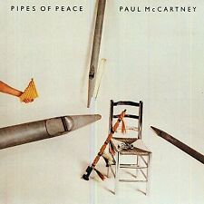 Paul McCartney - Pipes of Peace - Columbia LP w/ So Bad