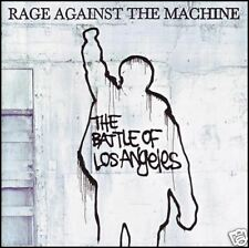 RAGE AGAINST THE MACHINE - BATTLE OF LOS ANGELES CD ( AUDIOSLAVE ) RATM *NEW*
