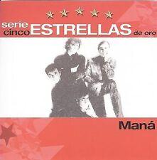 Mana : Serie Cinco Estrellas De Oro CD