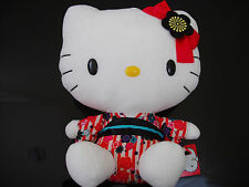 SANRIO Hello Kitty Plush Doll Japanese KIMONO ver From Japan NWT