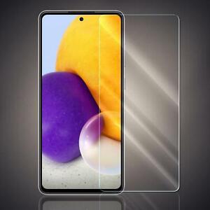 Panzer Folie für Samsung Galaxy A52 / A52 5G Echt Glas Displayschutzfolie Folie