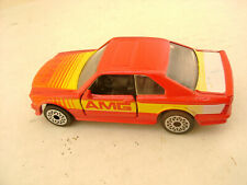 MATCHBOX SUPERFAST #43 RED AMG MERCEDES 500 SEC