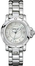 Montblanc Sport Lady Quartz Watch 102362 - 100% Authentic & Brand New!