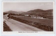 SHISKINE VALLEY, BLACKWATERFOOT: Isle of Arran postcard (C22965)