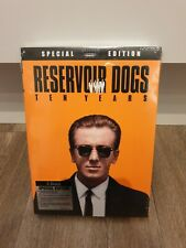 Reservoir dogs dvd 10th anniversary edition Mr Orange collectable Rare