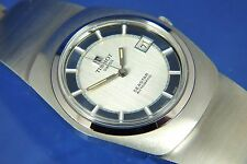 Vintage 1970s NOS Tissot Seastar Automatic Gents Watch Caliber 2481 Rare Retro