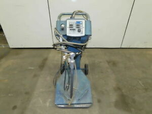 Nordson 1600827 Encore 115V Powder Coating Mobile VBF Box Unloader Gun 20' Lead