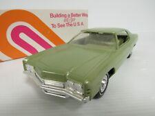Vintage 1972 Chevy Impala Promo Car Metallic Medium Green w/ Box GB106