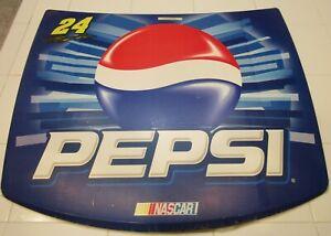 "NASCAR 29x24"" Jeff Gordon #24 Pepsi Replica Racing Hood Mini 2003 JG Motorsports"