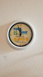 Binford,Tool Time.Home Improvement.Lunch Box & Wanduhr