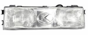 Kubota Tractor L 3710 L 3710 DT L 3710 GST/HST  Head light Head lamp with Bulb