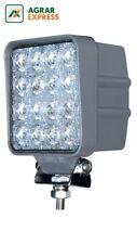 LED Arbeitsscheinwerfer 3600 Lumen IP67 10-30 V vorverkabelt
