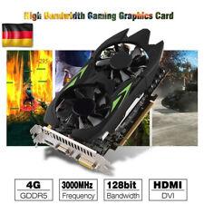 GTX1050TI GDDR5 4GB 128Bit 3000MHz Grafikkarte DVI-Ausgang Spiel Game Video Card