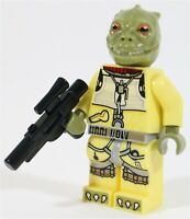 LEGO STAR WARS CANTINA BOSSK MINIFIGURE 75167 BOUNTY HUNTER & BLASTER - GENUINE