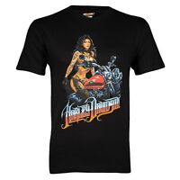 Sturgis Harley-Davidson® Men's Motor Maiden Black T-Shirt