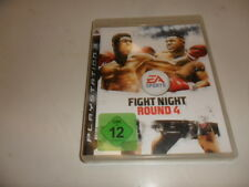 PLAYSTATION 3 PS 3 Fight Night Round 4