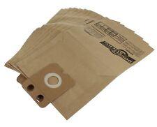 Nilfisk VP300 VP300 ECO VP300 HEPA Vacuum Cleaner Hoover Paper Dust Bags 10 Pack
