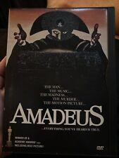 Amadeus (Dvd) Snap Case F. Murray Abraham 1984 Region 1 Ln