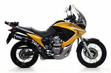 SILENCIEUX ARROW ALU DARK HONDA XLV 700 TRANSALP 2008/13 - 72610AKN