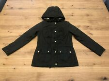 Barbour Convoy Waxed Jacket - Olive - Ladies - Size UK 10 - BNWT - RRP £259.95