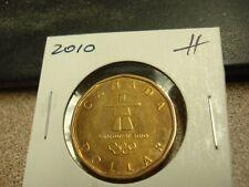 2010 Olympic - Canada - High Grade Loonie - Canadian dollar