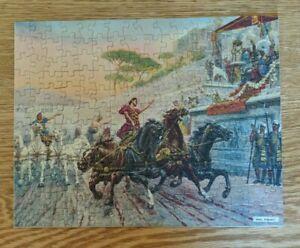 "Hail Caesar 1930's Genesee Picture Puzzle +250 Pieces Interlocking 11"" x 14"" PS"