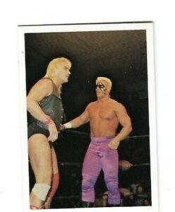 Barry Windham & Sting NWA Wonderama 1988 Wrestling Rookie card #9 RC