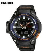 Casio SGW450H-2BTN  altimeter/barometer world time resin band sport watch51mm