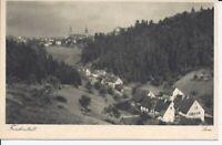 382 Freudenstadt Lazi 1928 Ansichtskarte Baden Württemberg Schwarzwald
