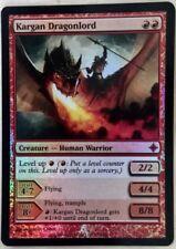 Kargan Dragonlord Foil  Rise of Eldrazi Mtg